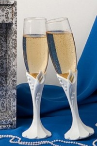Champagne Glass Set 4 - R250 per set