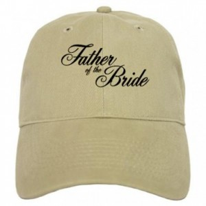 28 - Father of the Bride caps – R89 each