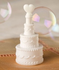 1 - Wedding Cake Bubble Confetti R5.99 each
