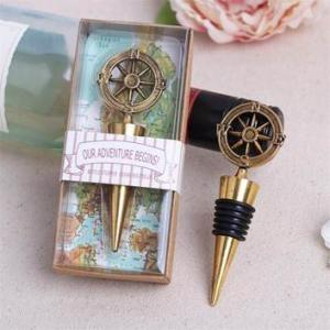 Compass white bottle stoppers - R49