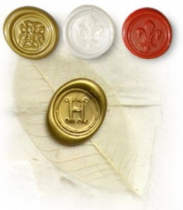 2 - Wax Seals R3.50 each
