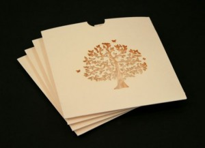 4. Laser cut Pockets :envelopes – from R25 each
