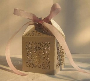 6. Wedding favour boxes from R15 each