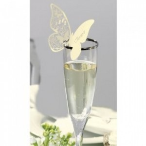 9. Butterfly seating cards from R8.99 each