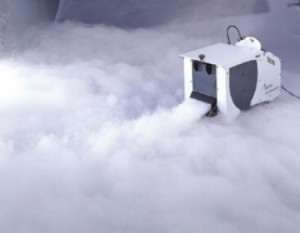 1 - Smoke machine for hire R450.00