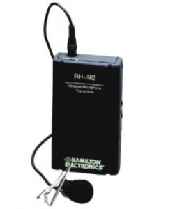 3 - Cordless Microphone for hire R750.00