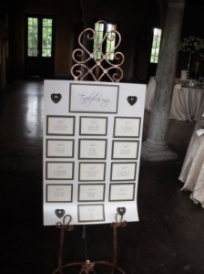 reception stationery 7